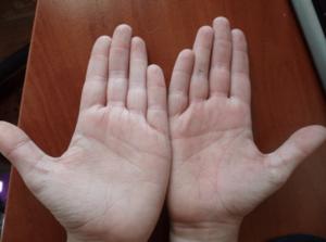 Как читать линию брака на руке