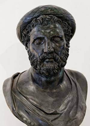 Древний ученый