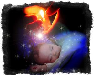 Защита ребенка от сглаза