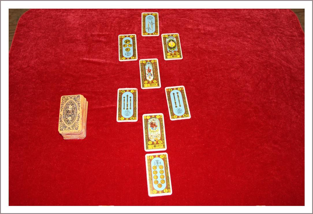 Индийский пасьянс – как правильно раскладывать карточки, чтобы узнать будущее и получить ответ на вопрос изоражения